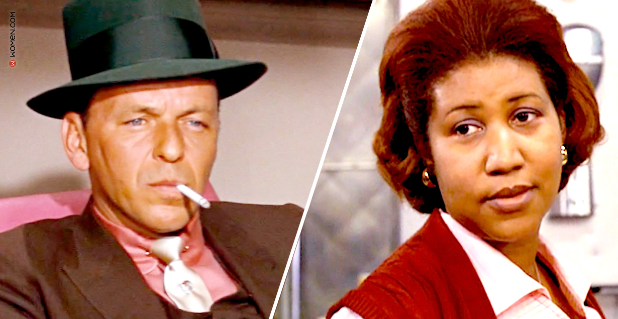 robin and the 7 hoods, 1964, frank sinatra, the blues brothers, Aretha Franklin, geise hero