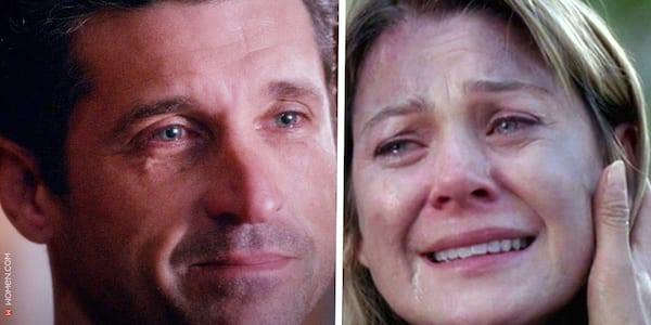 greys tragedy, greys tears