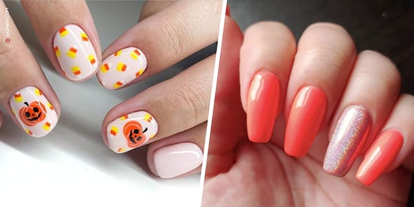 Give Thanks This November With These Thanksgiving Nail Art Ideas