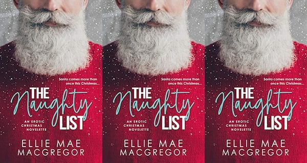 cover of the naughty list by ellie mae macgregor, books