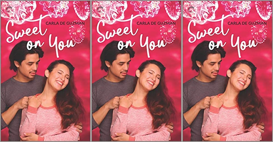 books, cover of sweet on you by carla de guzman