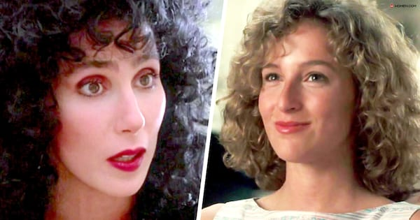 80s hair, hair, 80s 1987, cher, Dirty Dancing, moonstruck, trivia hero
