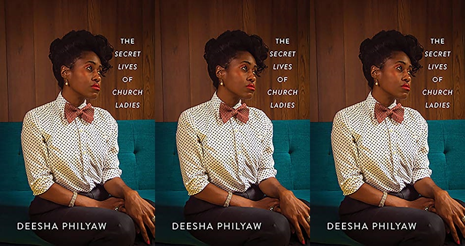 books, cover of the secret lives of church ladies by deesha philyaw