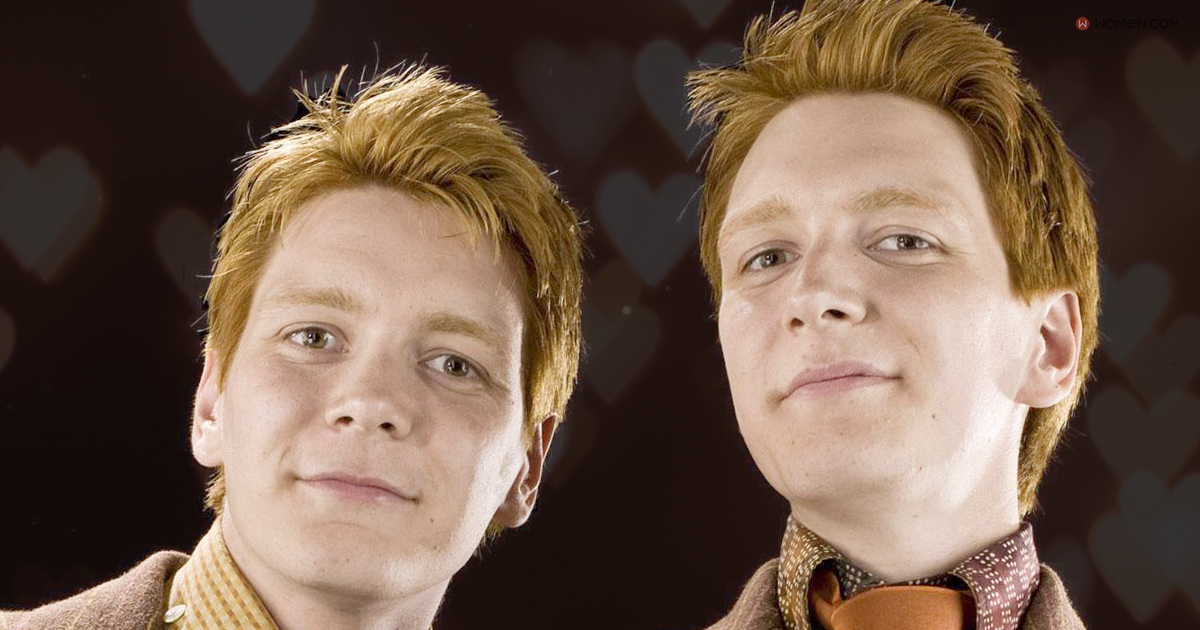 Potterhead, twin, brother, Weasley, The Weasleys, Fred and George