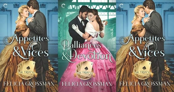 images of the truitts series by felicity grossman, books
