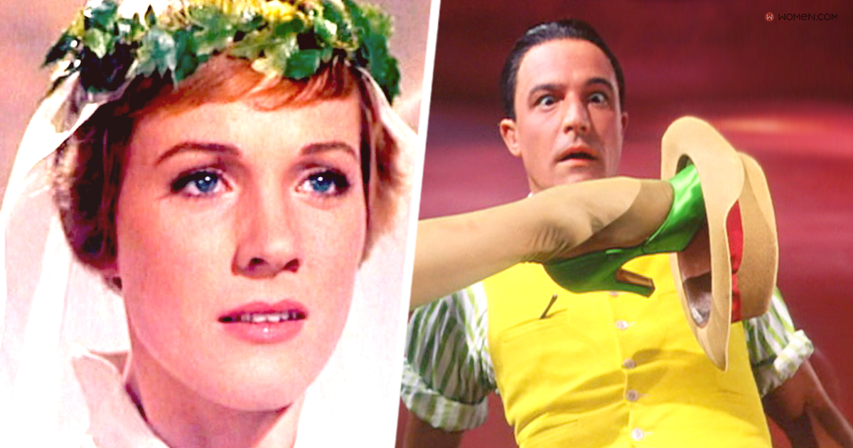 musical, Julie Andrews, 1965, The Sound of Music, AMC, cyd charisse, 1952, Singin' In The Rain