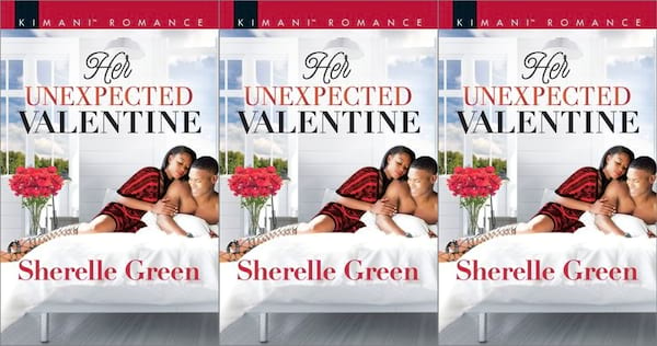 Her unexpected valentine by sherelle green, books
