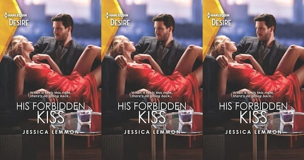 his forbidden kiss by jessica lemmon, books