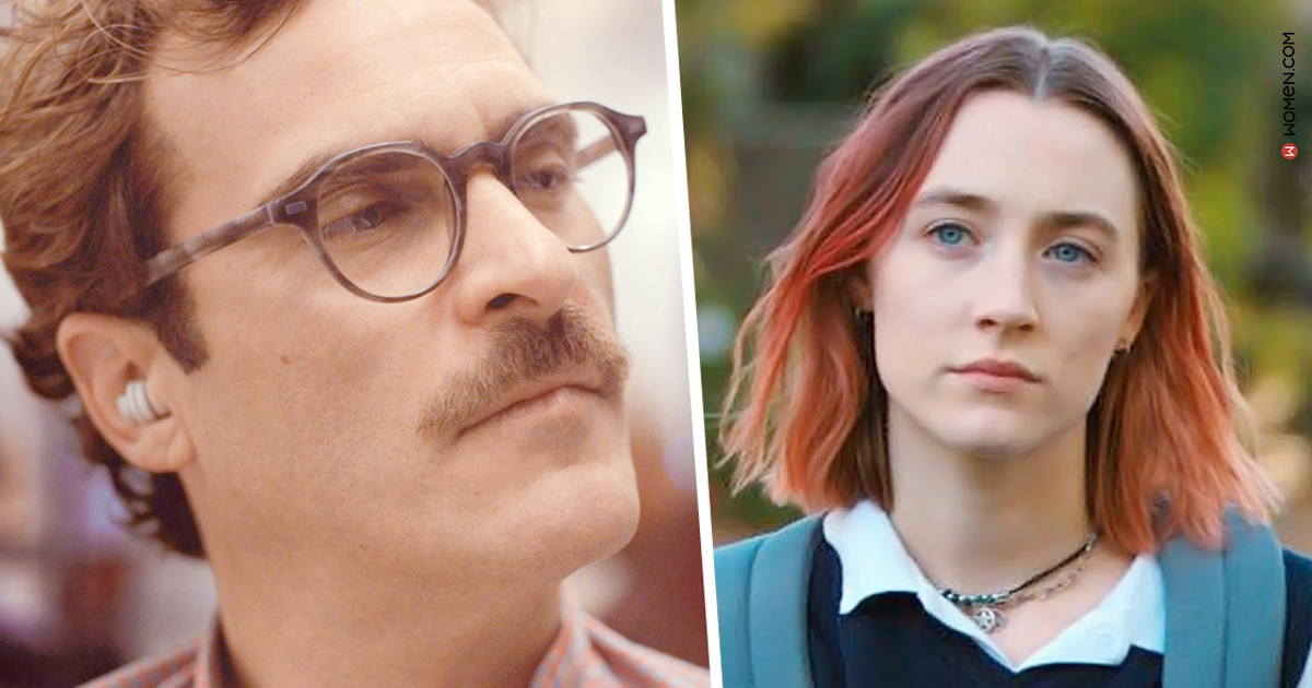 glasses, her, lady bird, trivia mix