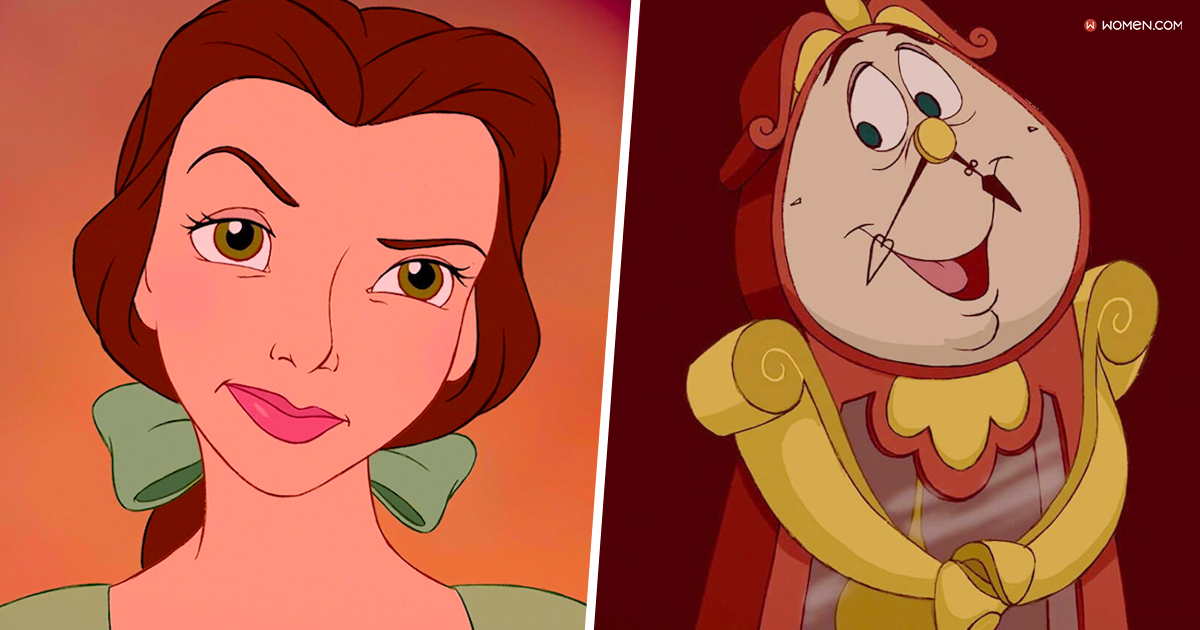 tiana, belle, beauty and the beast, disney food, Disney, disney movies