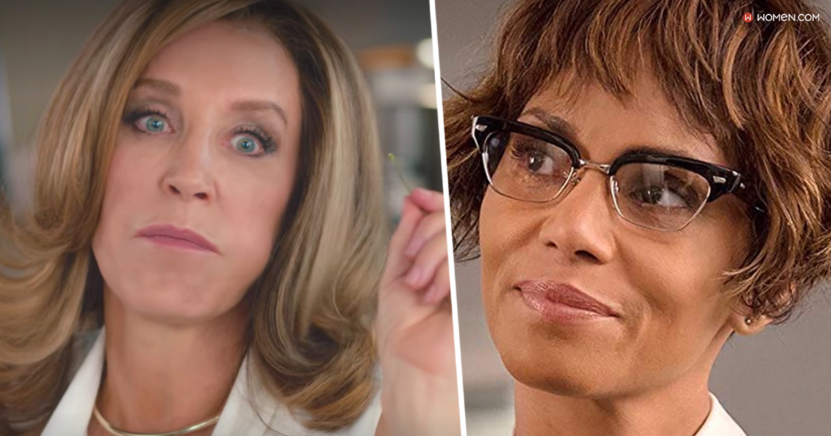 The call, Halle Berry, knowledge, trivia, glasses