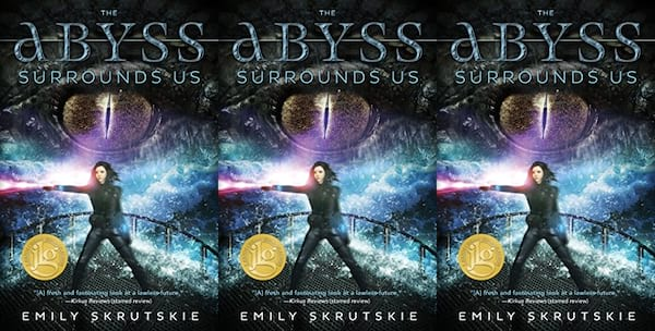 image of the abyss surrounds us, books