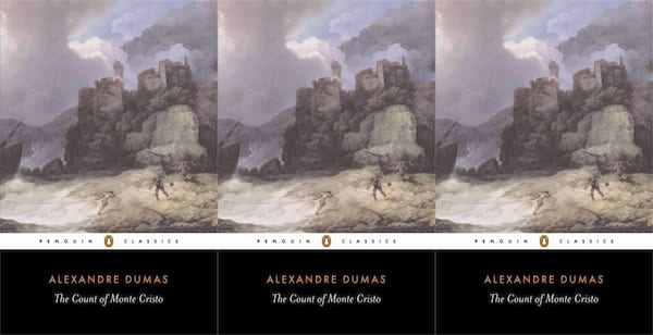 the count of monte cristo by alexandre dumas, books