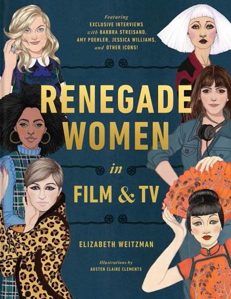 renegade women in film and tv, books