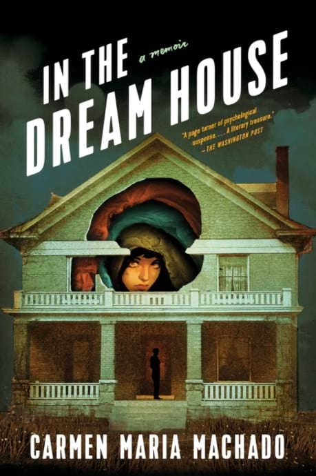 books, in the dream house