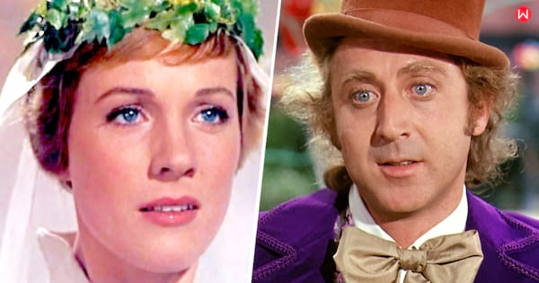 Julie Andrews, The Sound of Music, gene wilder, Willy Wonka, Musicals Quiz