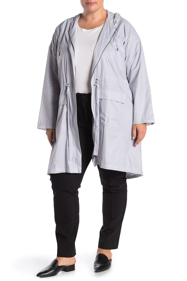 sustainable, ethical, plus size, eileen fisher