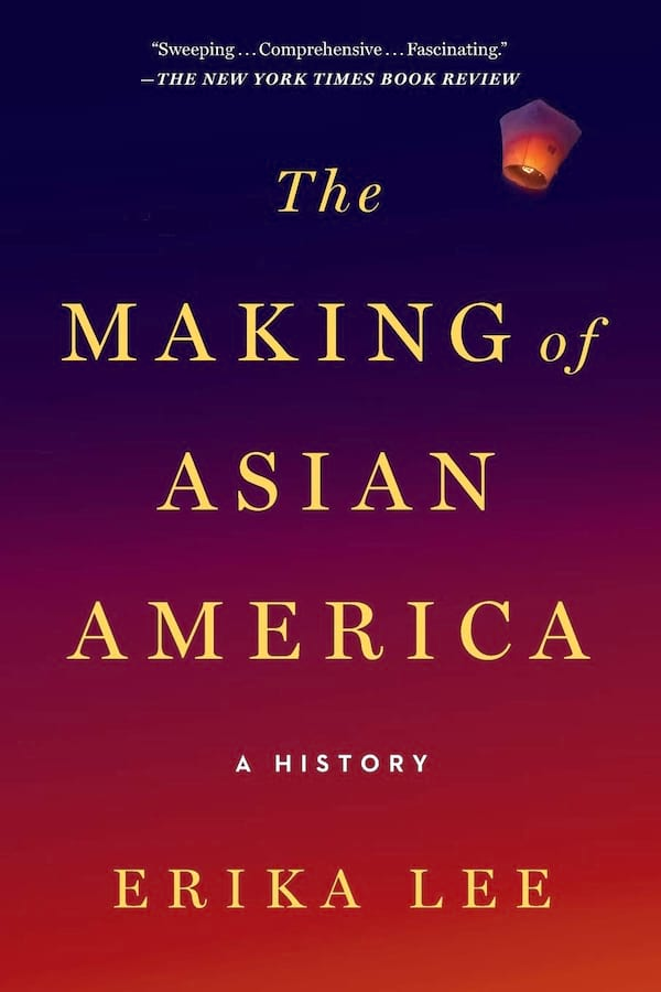 books, the making of asian american by erika lee