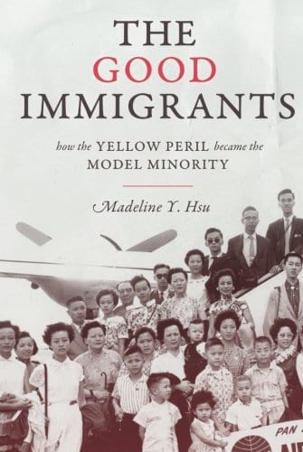 books, the good immigrants by madeline y hsu