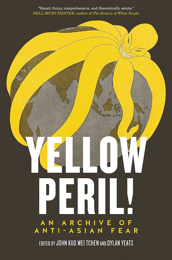 books, yellow peril! by kuo wei tchen and dylan yeats