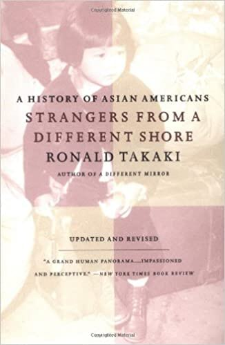 books, strangers from a different shore by ronald takaki
