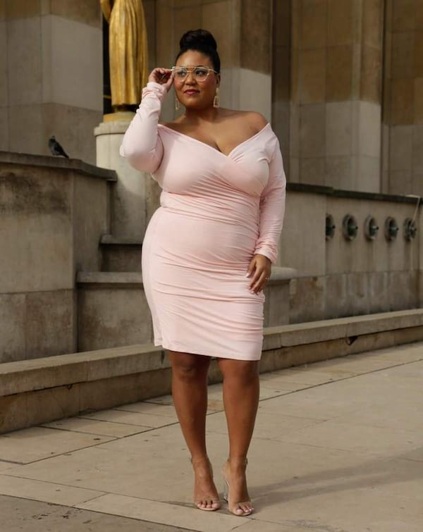 ethical sustainable plus size fashion, Almost There
