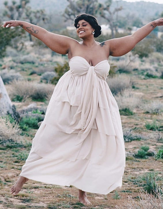 zelie for she plus size clothing brand