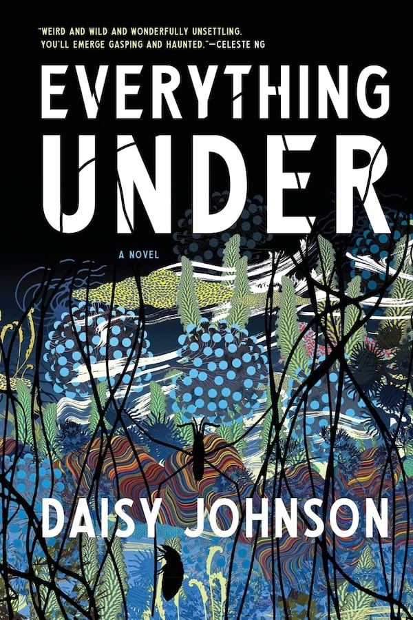 books, everything under by daisy johnson