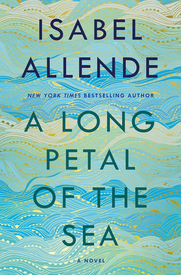 books, a long petal of the sea by isabel allende