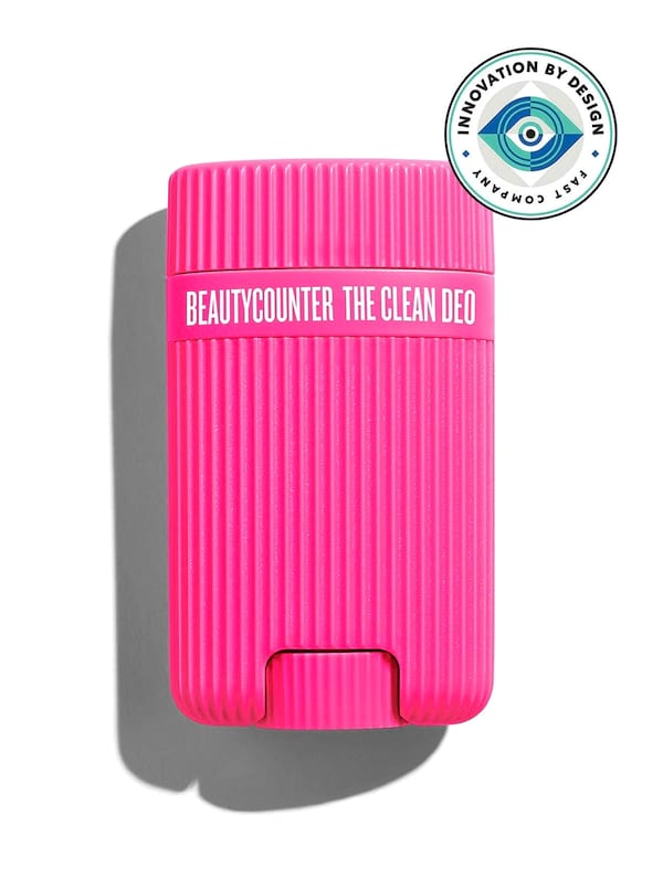eco-friendly deodorant, sustainable living, beauty counter clean deo