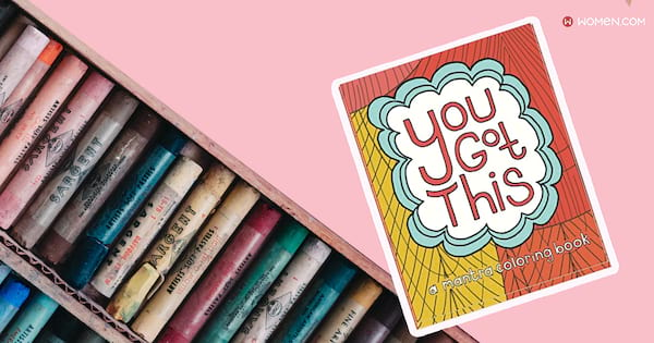 coloring books for anxiety