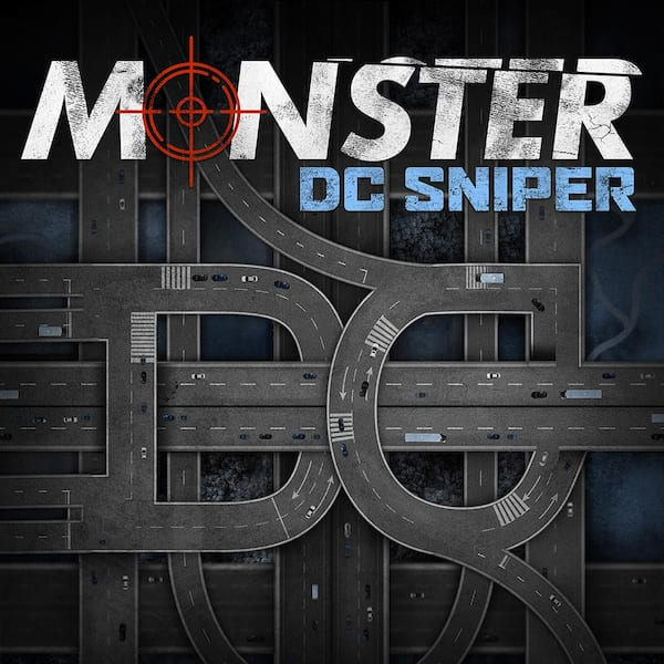image of the monster: dc sniper logo