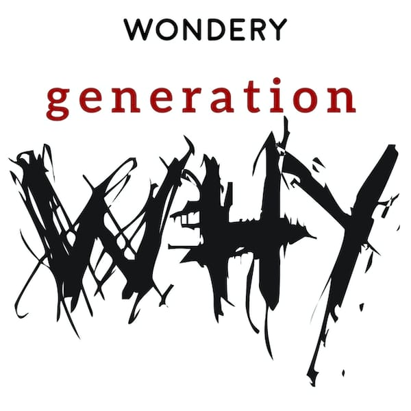 image of the generation why podcast logo