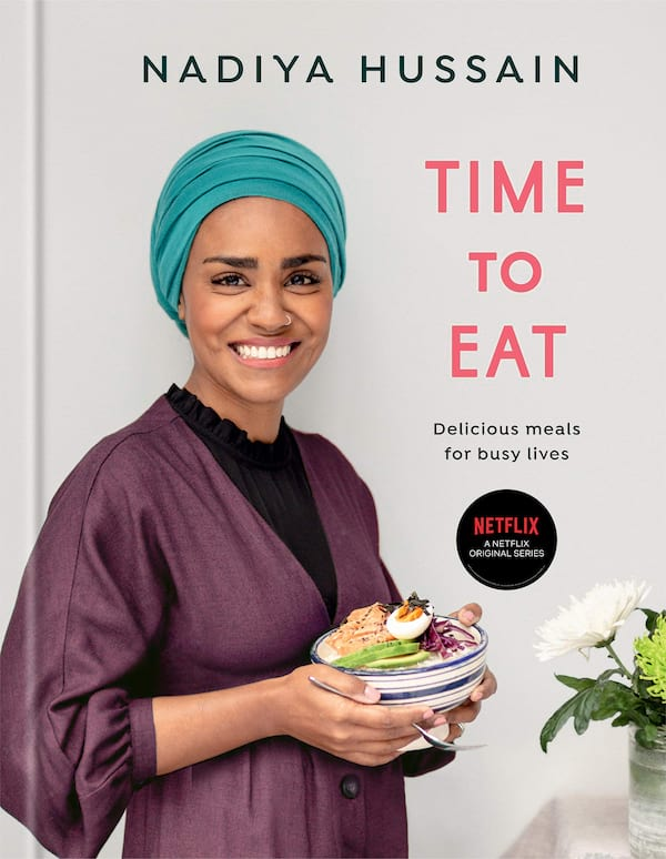 books, image of time to cook by nadiya hussain