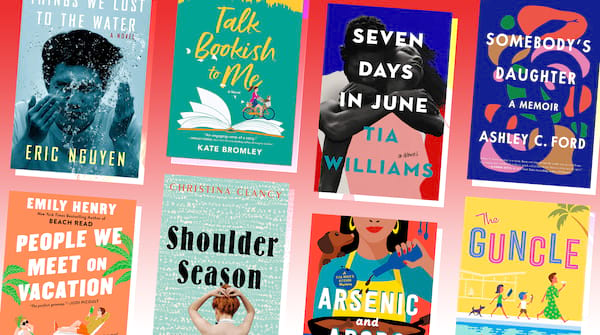 The Most Anticipated Summer Beach Reads