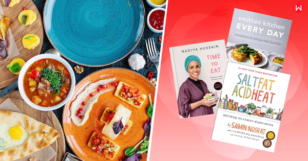 6 Cookbooks You'll Want to Use Again and Again and Again
