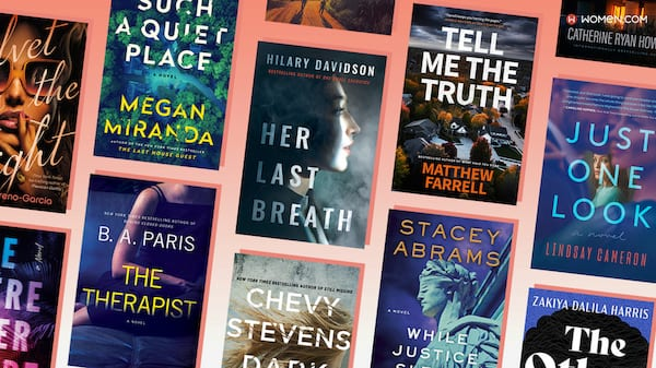 Here Are The Hottest Thrillers to Read Poolside This Summer