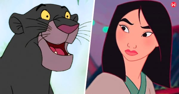 Bagheera, dopey, disney less known characters, disney sidekick, disney unknown characters
