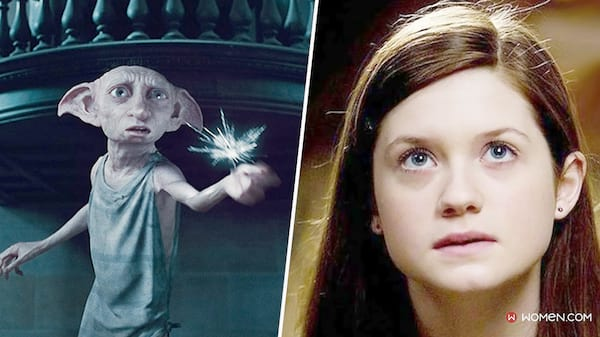 magical creature, dumbledore's army, harry potter, dobby, Ginny Weasley