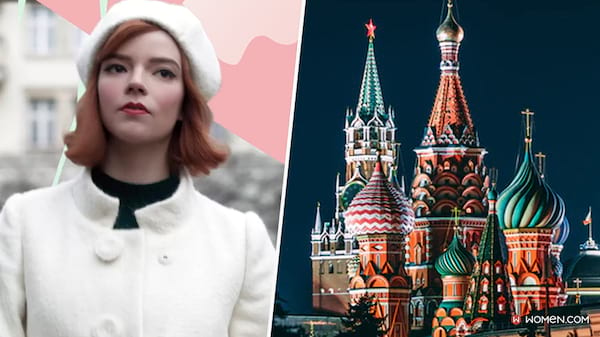 traveling, countries, russia, queens gambit