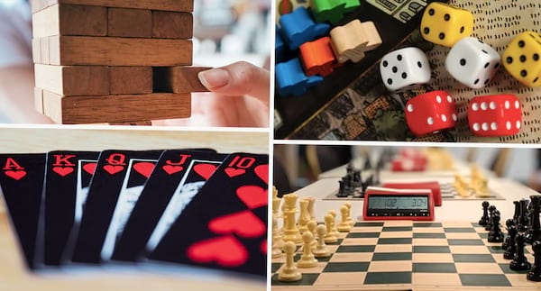 5 Fun Ideas For Indoor Games During Lockdown