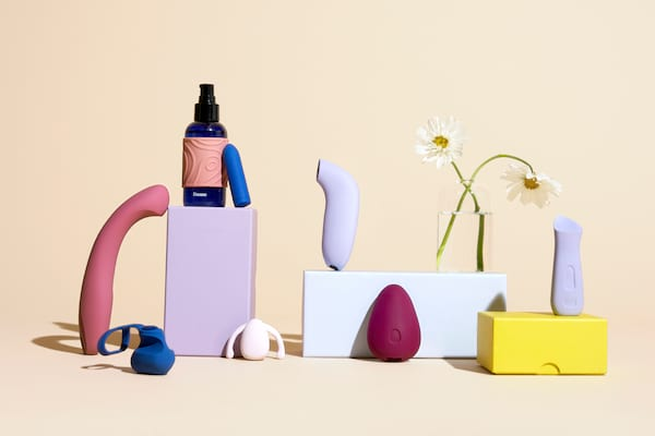 sex toys, dame products
