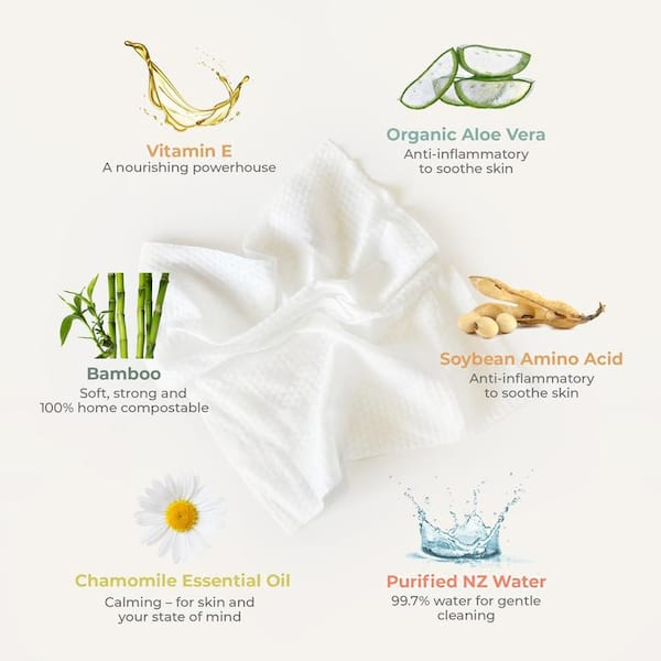 compostable baby wipes from ecoriginals