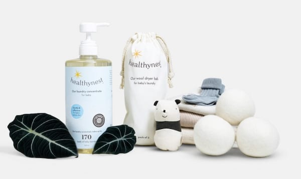 eco-friendly baby safe laundry detergent