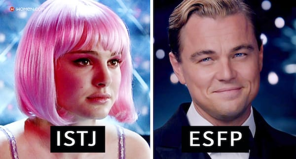 The Great Gatsby, closer, myers briggs, Myers-Briggs