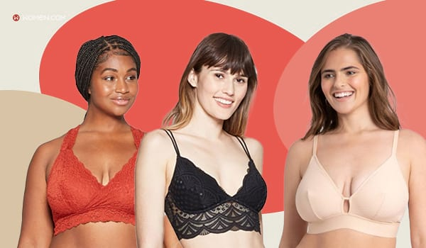 Women Fitness Tip:  4 Unknown Health Benefits of Unlined Bra
