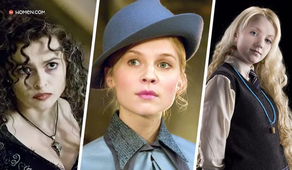 harry potter female characters