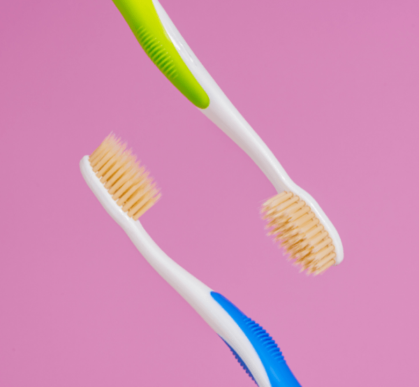 mouth watchers toothbrush and floss all in one toothbrush