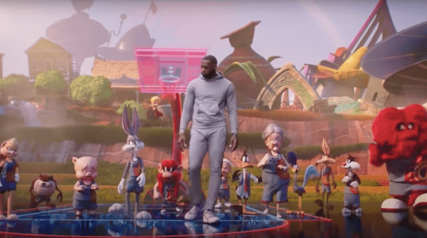 looney tunes, LeBron James, space jam a new legacy, space jam 2