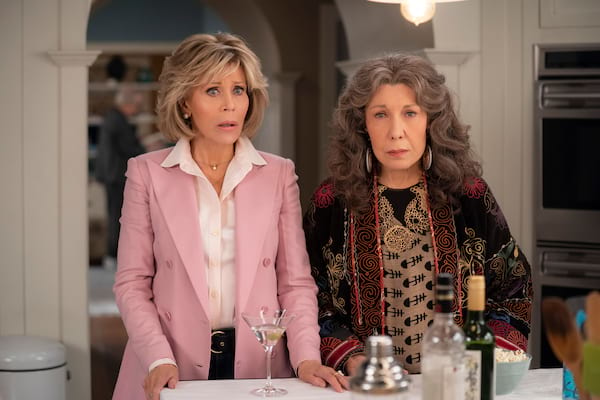 halloween costume, Grace and Frankie